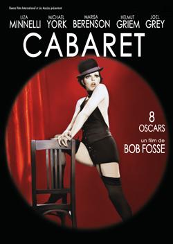 Cabaret, un film de Bob FOSSE