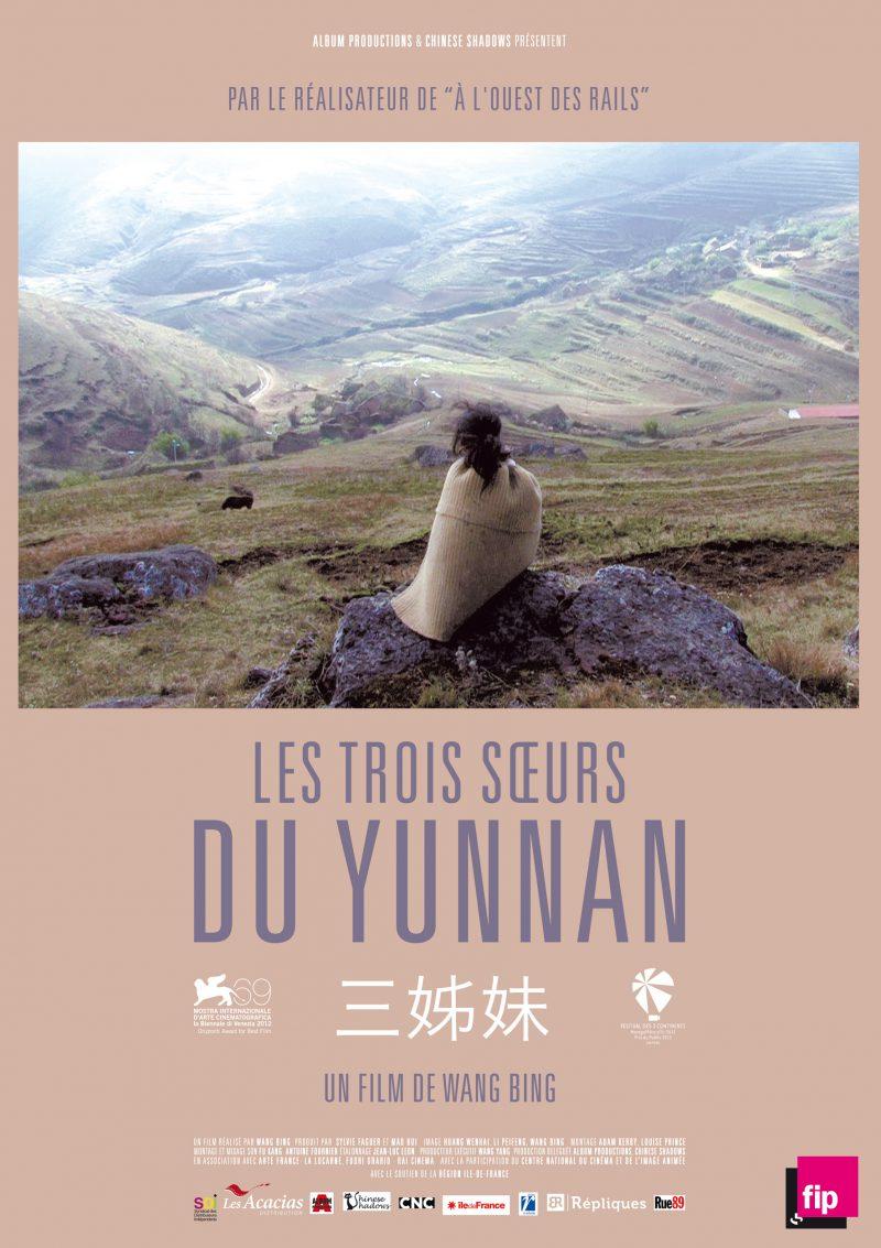Les Trois Soeurs du Yunnan - Affiche