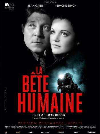 La bête humaine, un film de Jean RENOIR