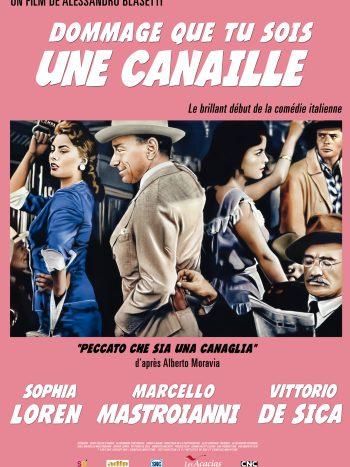 Dommage que tu sois une canaille, un film de Alessandro BLASETTI