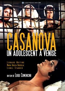 Casanova, un adolescent à Venise - Affiche