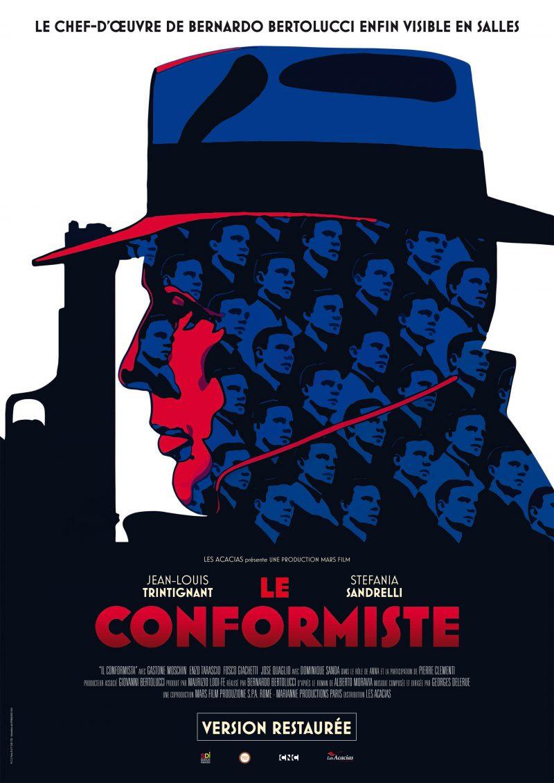 Le Conformiste - Affiche