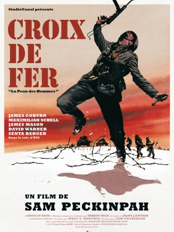 Croix de fer, un film de Sam PECKINPAH