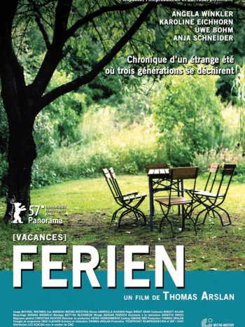 Ferien, un film de Thomas ARSLAN