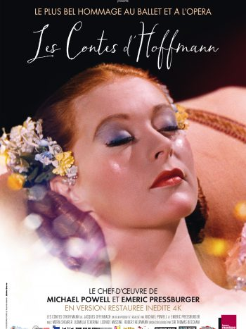Les Contes d'Hoffmann, un film de Michael POWELL et Emeric PRESSBURGER