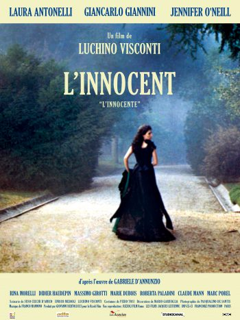 L'Innocent, un film de Luchino VISCONTI
