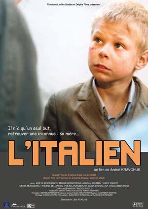 L'Italien - Affiche
