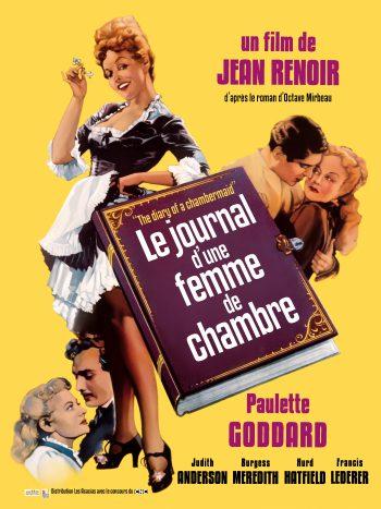 Le Journal d'une femme de chambre, un film de Jean RENOIR