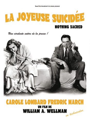 La Joyeuse Suicidée, un film de William A.WELLMAN