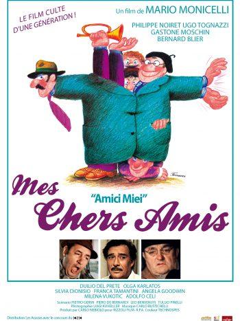 Mes Chers Amis, un film de Mario MONICELLI