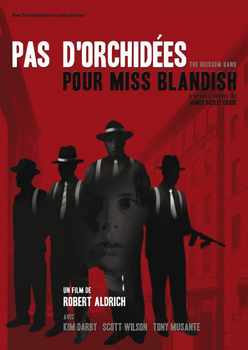 Pas d'Orchidées pour Miss Bladish - Affiche