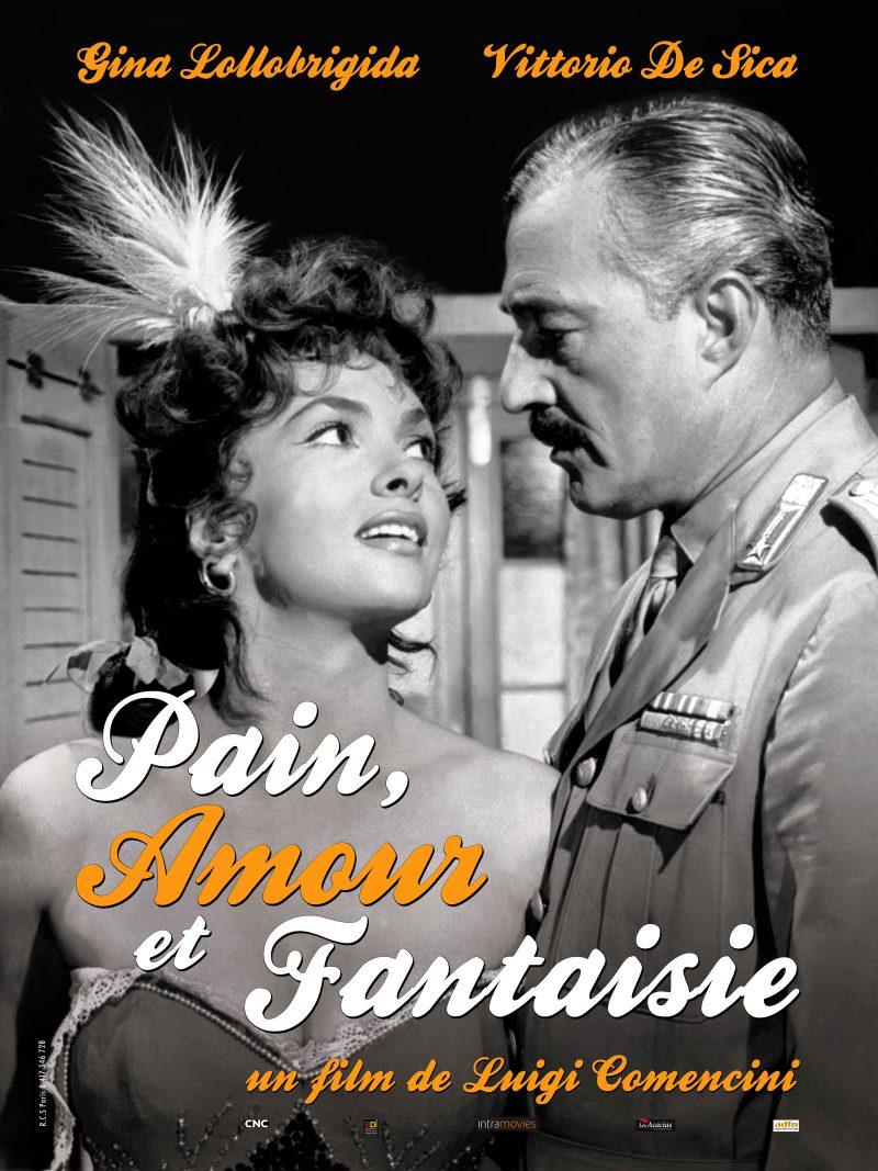 Pain, amour et fantaisie - Affiche