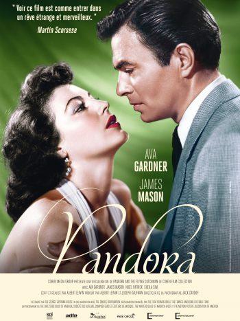 Pandora, un film de Albert LEWIN
