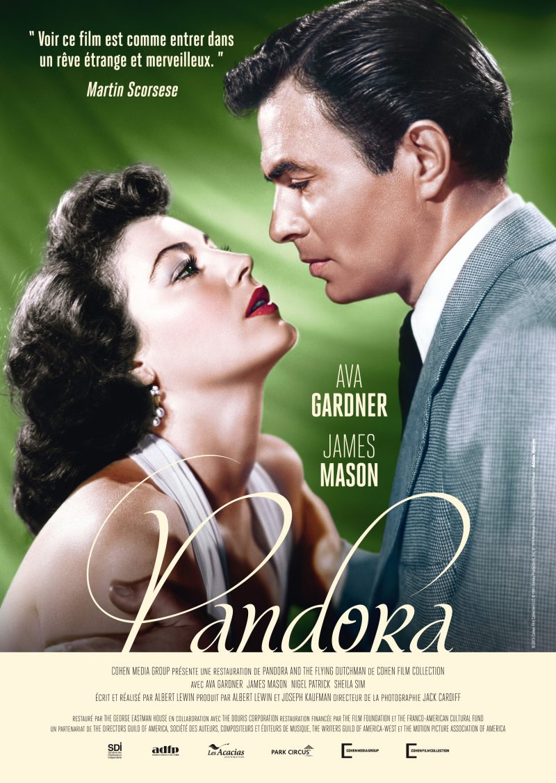 Pandora - Affiche