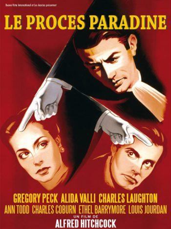 Le Procès Paradine, un film de Alfred HITCHCOCK