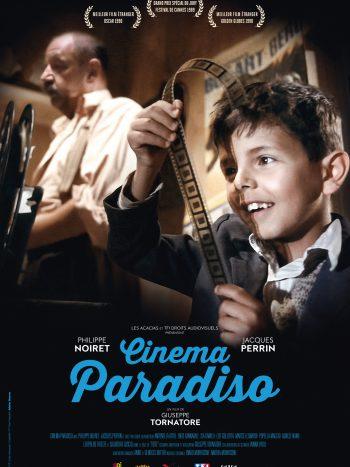 Cinema Paradiso, un film de Giuseppe TORNATORE