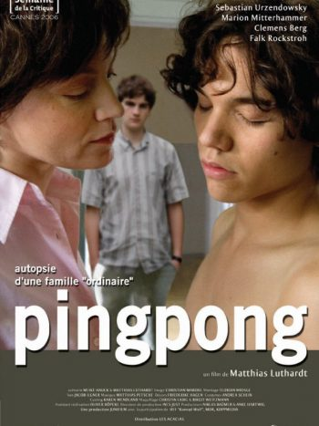 Pingpong, un film de Matthias LUTHARDT