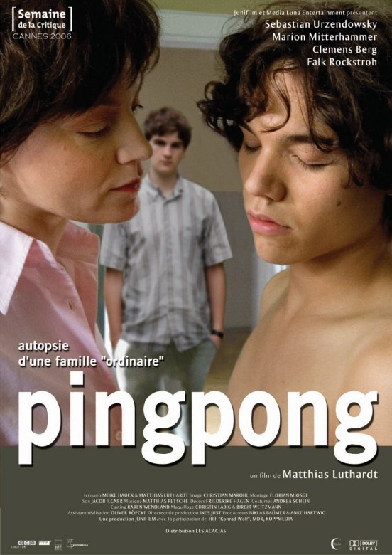 Pingpong - Affiche