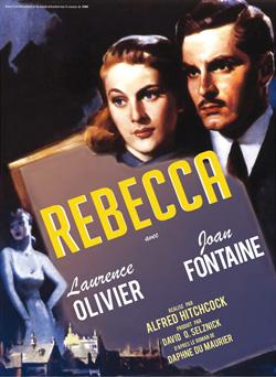 Rebecca, un film de Alfred HITCHCOCK
