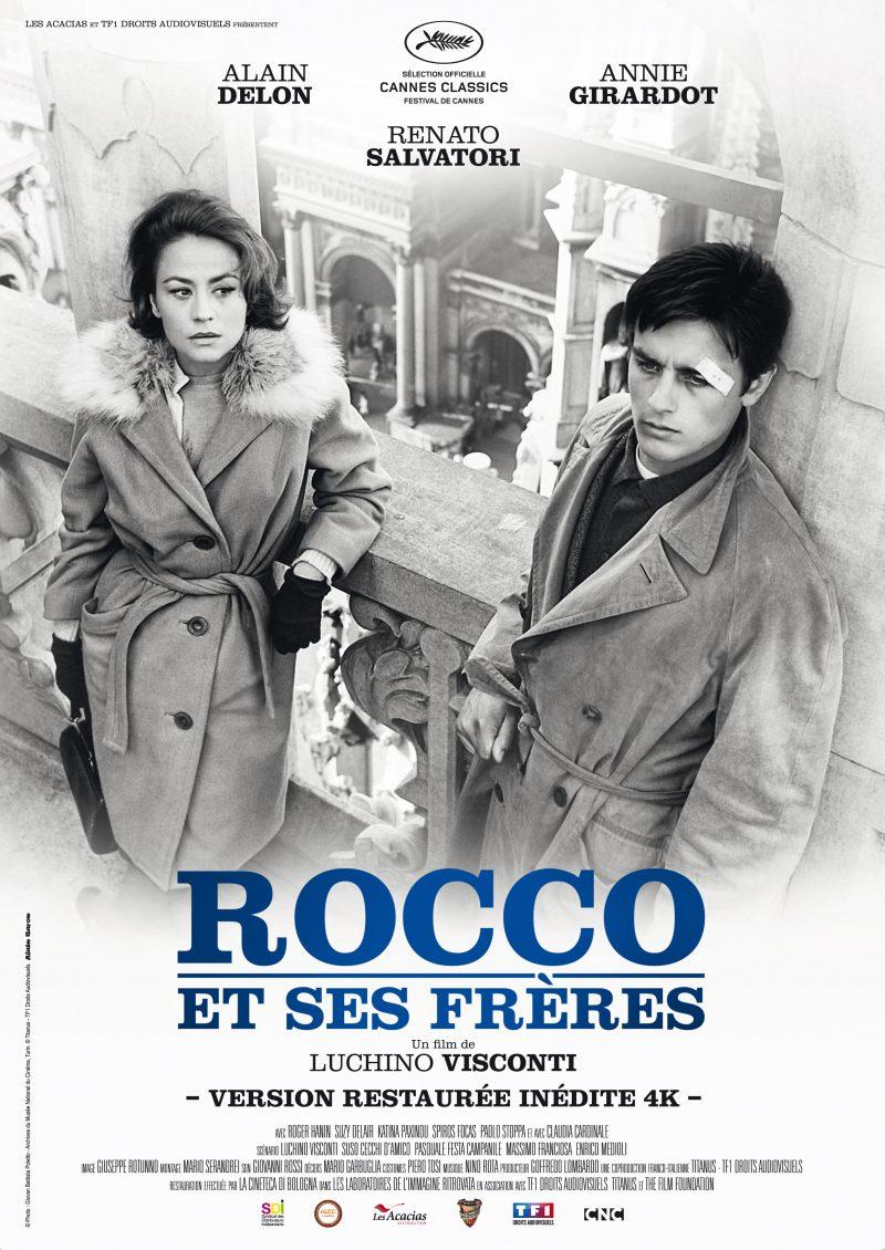 Rocco et ses Frères - Affiche
