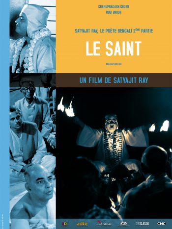 Le Saint, un film de Satyajit Ray