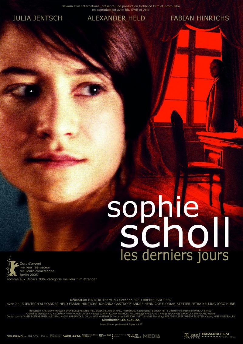 Sophie Scholl - Affiche