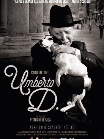 Umberto D, un film de Vittorio DE SICA