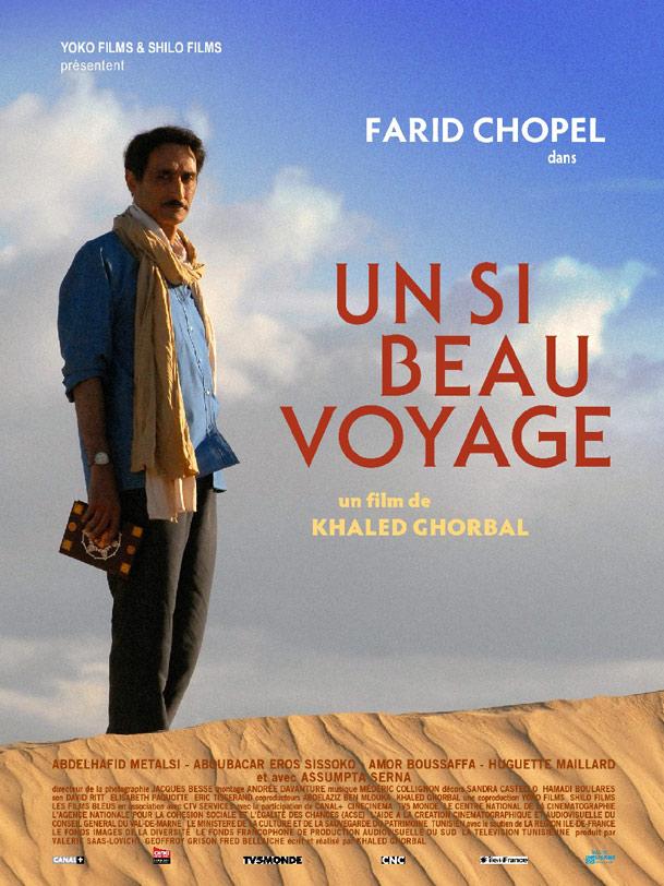 Un Si Beau Voyage - Affiche