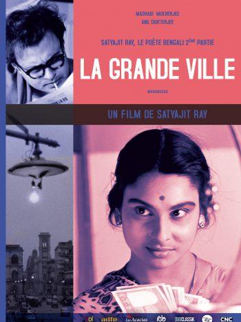 La grande ville, un film de Satyajit Ray
