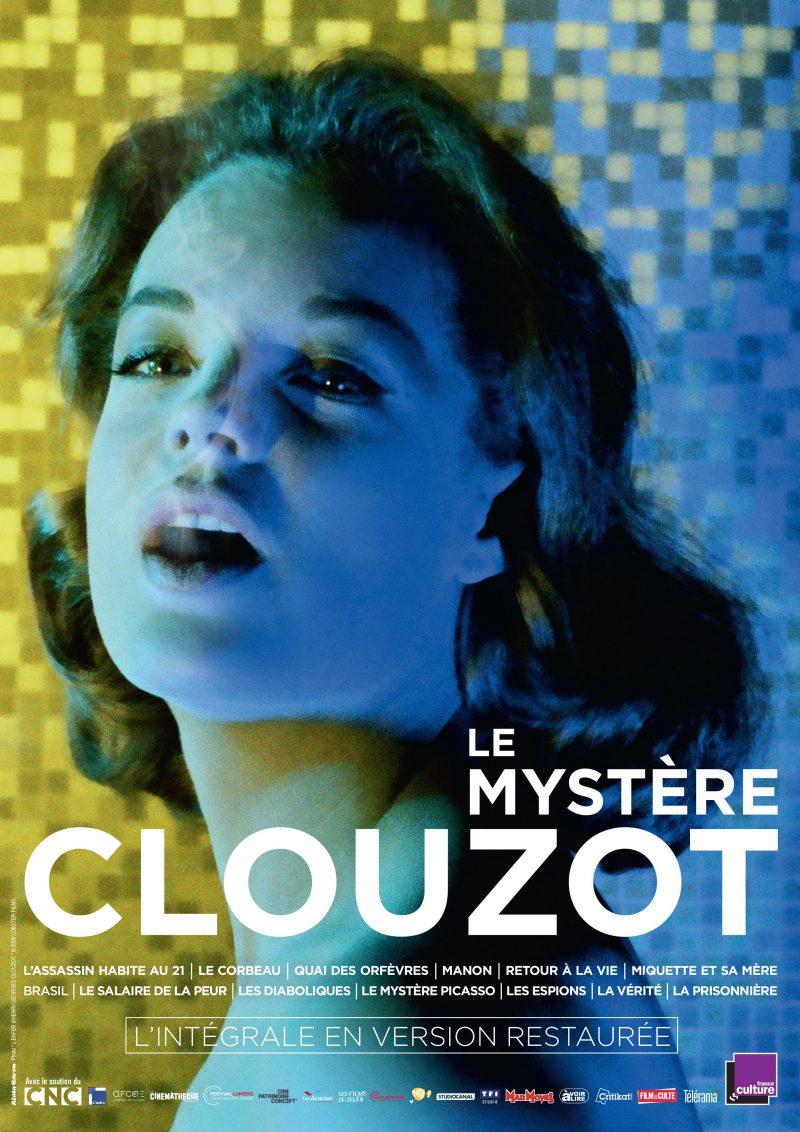 Le Mystère Clouzot - Affiche