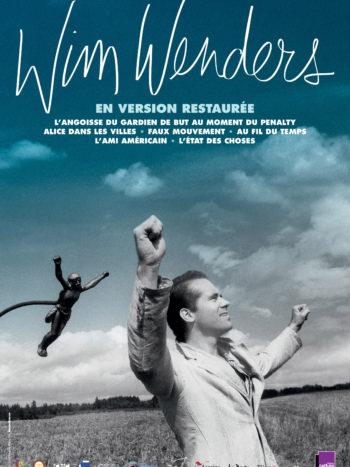 Rétrospective Wim Wenders en 6 films, un film de Wim Wenders