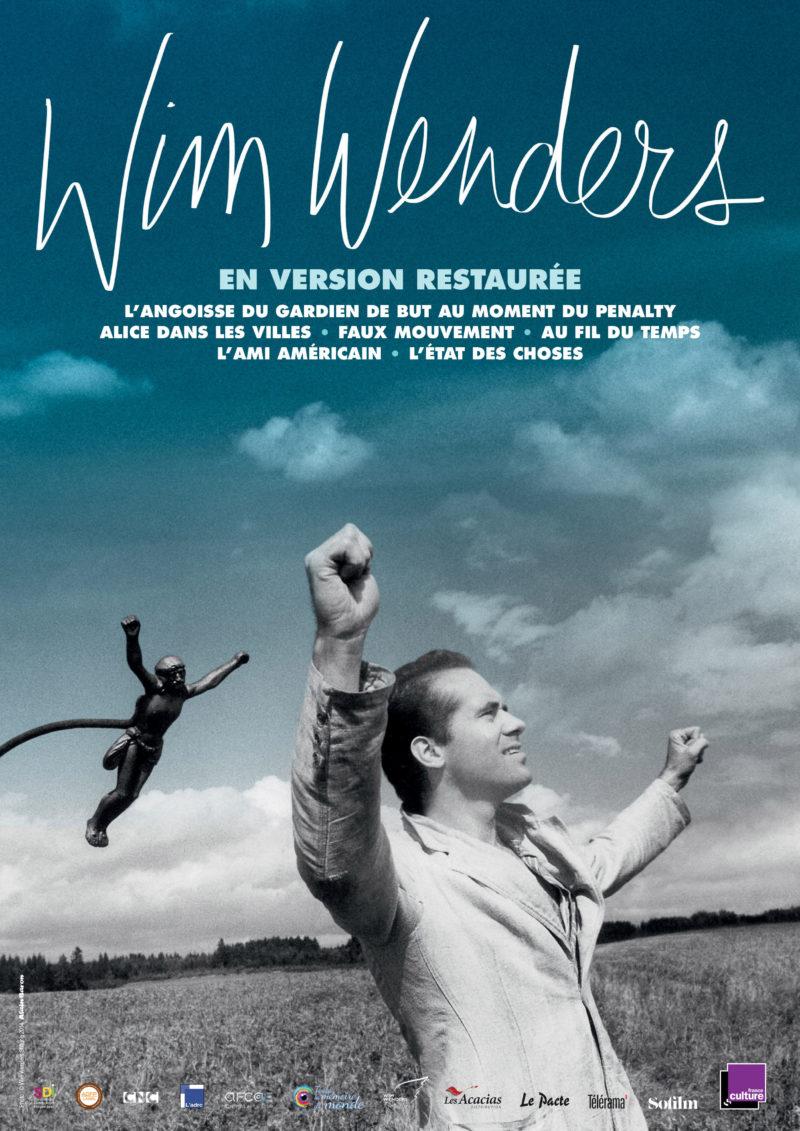 Rétrospective Wim Wenders en 6 films - Affiche