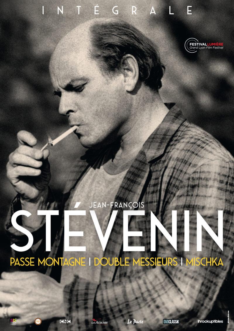 Intégrale Jean-François Stévenin - Affiche