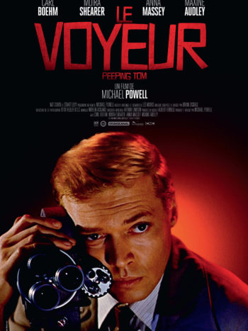 Le Voyeur, un film de Michael Powell