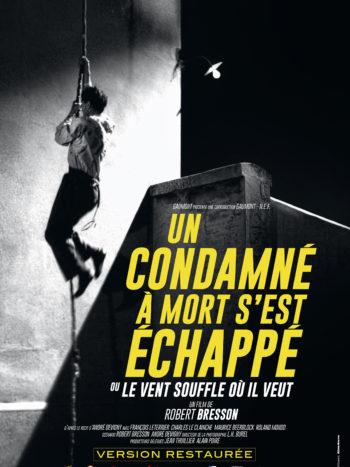 Un Condamné à mort s'est échappé, un film de Robert Bresson