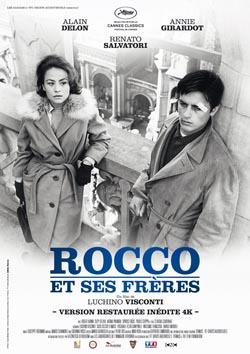Rocco et ses frères, un film de Luchino Visconti