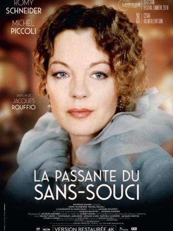 La Passante du Sans-Souci, un film de Jacques Rouffio