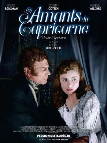 Les Amants du Capricorne, un film de Alfred Hitchcock