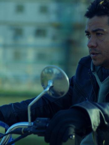 L'Homme à la moto, un film de Agustín Toscano