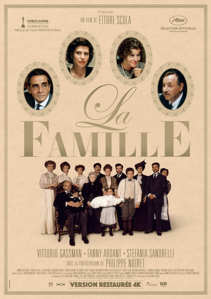 La Famille - Affiche