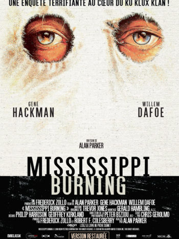 Mississippi Burning, un film de Alan Parker