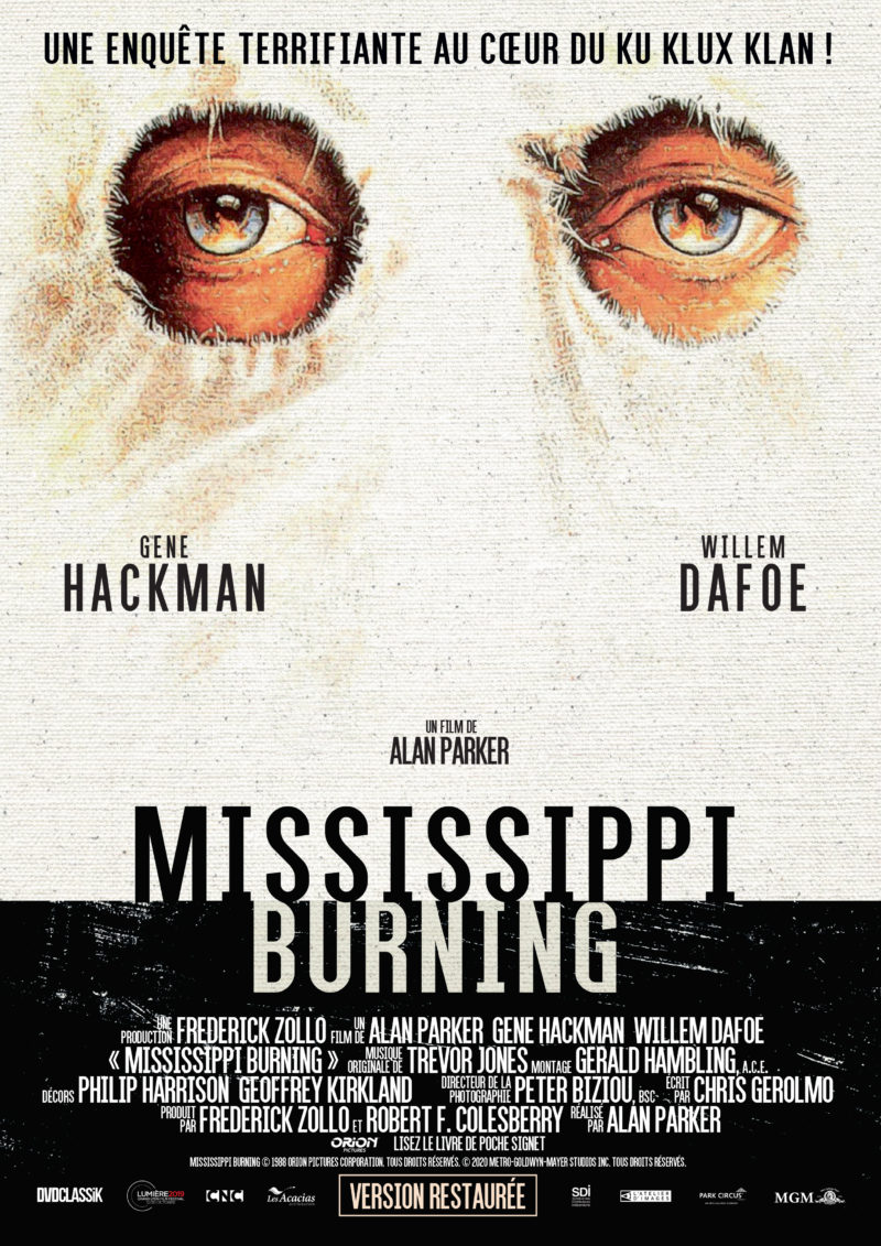 Mississippi Burning - Affiche