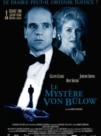 Le Mystère von Bülow, un film de Barbet Schroeder