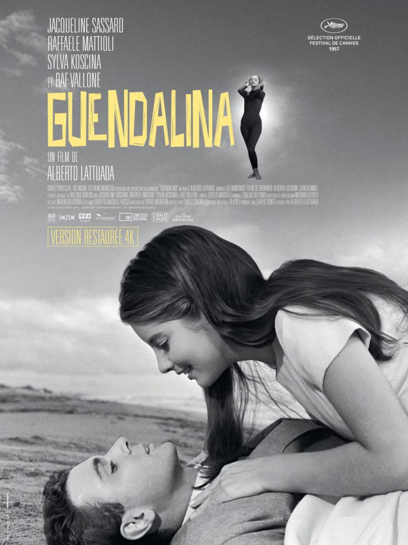 Guendalina - Affiche