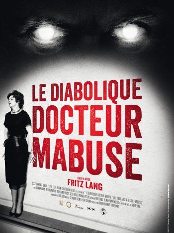 Le Diabolique Dr. Mabuse, un film de Fritz Lang
