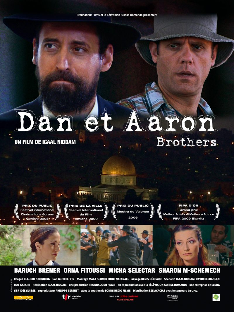 Dan et Aaron (Brothers) - Affiche