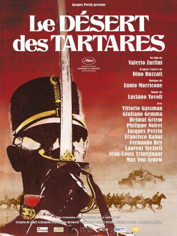 Le Désert des Tartares, un film de Valerio ZURLINI