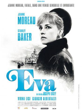 Eva, un film de Joseph LOSEY