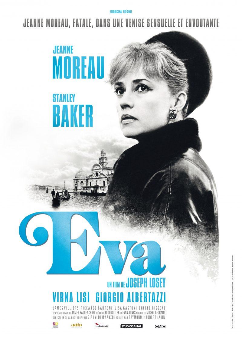 Eva - Affiche