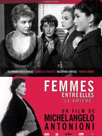 Femmes entre elles, un film de Michelangelo ANTONIONI